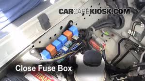 blown fuse check 1998 2004 nissan frontier 2001 nissan frontier