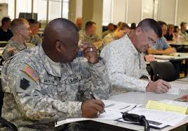 Military Resumes For Civilian Jobs Imcom Provides Relevant Training Programs For Transitioning
