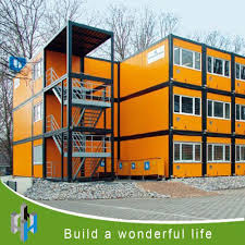 hight quality prefab living container house from heya