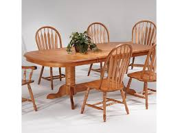windsor dining room set amesbury chair farmhouse and traditional windsor double pedestal