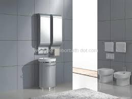 bathroom luxury bathroom mirror cabinet design with espresso