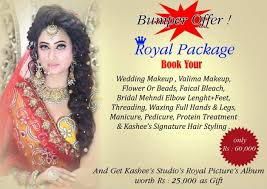 bridal makeup package beauty parlour royal bridal package