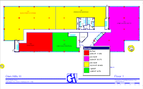 Color Floor Plan Color Coding Floor Plans
