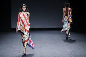 performance lexus bbb gallery looks from the runway at madrid fashion week 2017 komo