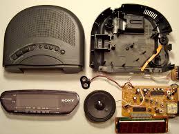 sony clock radio manual sony dream machine icf c211 teardown ifixit