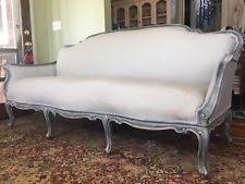 French Provincial Sofa by French Country 100 Cotton Sofas Loveseats U0026 Chaises Ebay
