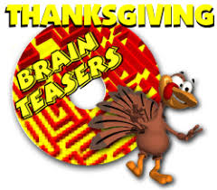 thanksgiving brain teasers children s ministry