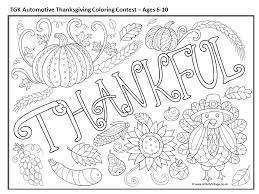 thanksgiving coloring pages contests u2013 happy thanksgiving