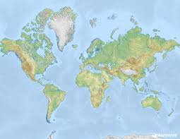 Blank Map Of Continents by Maps Of All Continents U2013 Mapswire Com