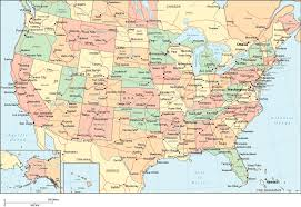 map usa place macabre republic most place names in the united states