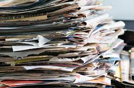 organizing paper archives declutter your life with donna smallin