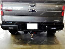 led bumper backup lights mini led light bar backup reverse or driving lights for car suv truck