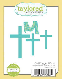 Old Rugged Cross Old Rugged Cross Die Set For Easter U0026 Other Religious Occasions Te