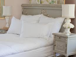 Goose Down Feather Bed Topper