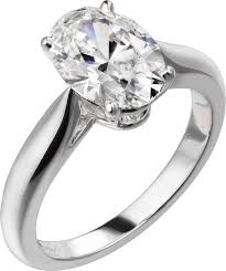 cartier solitaire rings images Crh4207000 1895 solitaire ring platinum diamond cartier png
