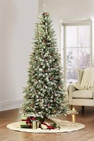 clearance christmas trees pre lit pencil thin christmas trees pre lit christmas trees