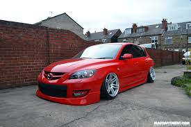 mazda mazdaspeed mazda fitment u2013 freshest mazdas in the world