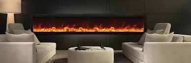 Electric Fireplace Insert Amantii Bi 88 Deep Full Frame Electric Fireplace