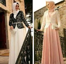 Baju Muslim Brokat 10 contoh model desain baju muslim brokat terbaru 2018