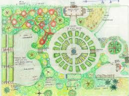 perennial herb garden layout download the herb garden design a functional plan for all seasons