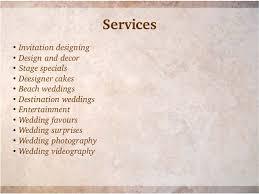 wedding planning services scenario wedding company best wedding planner in kochi
