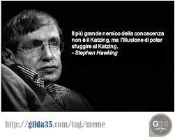 Stephen Hawking Meme - meme stephen hawking quote gilda35 satira dadaista sul