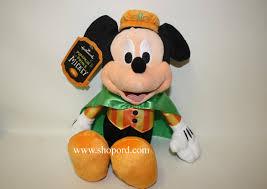hallmark halloween ornaments hallmark halloween pumpkin prince mickey mouse plush disney hgn1139