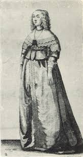 women u0027s fashions of the 17th century hollar engravings