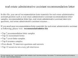 Free Administrative Assistant Resume Templates Real Estate Administrative Assistant Resume Sample Resume Samples