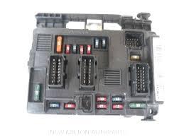 2001 Volvo S60 Fuse Box A Genuine Peugeot 206 Fuse Box Control Module T11847003 G Bsm B3