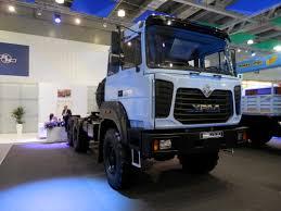 luxury semi trucks global gathering in moscow maximumload