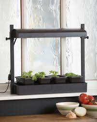 kitchen herb garden micro grow light garden indoor herb garden