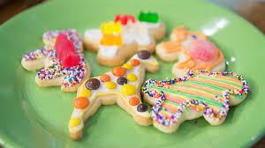 2 easy kid friendly desserts sugar cookies and blondies today com