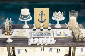 Nautical Baby Shower Decorations Co Ed Baby Shower Themes