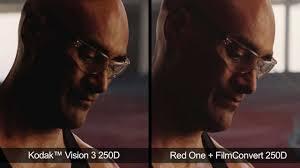 filmconvert digital vs film comparison youtube