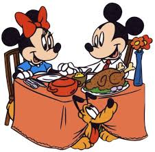 mickey and minnie thanksgiving clipart clipartxtras