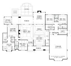 small house big kitchen ranch floor plans with large kitchen