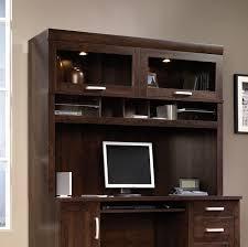 Sauder Secretary Desk by Sauder Outlet Office Port Computer Credenza Hutch 47 1 2
