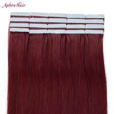 Inexpensive Human Hair Extensions by Online Get Cheap Human Hair Extensions Tape Aliexpress Com