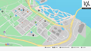 Stanford Maps Watch Dogs 2 Full In Game Map Youtube