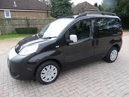 peugeot bipper van used 2012 peugeot bipper tepee wheelchair accessible allied wav