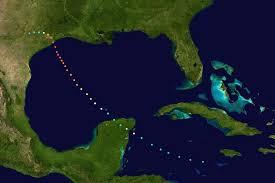 Mexico Hurricane Map by Hurricane Franklin 2017 Hypothetical Hurricanes Wiki Fandom