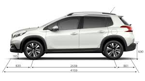 peugeot price list peugeot 2008 suv technical information peugeot uk