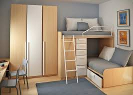 Bunk Bed With Study Table Deck Bed With Study Table Small Bedroom Ideas For