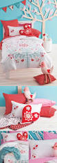Red Bed Cushions 47 Best Aqua And Red Bedroom Images On Pinterest Bedroom Ideas