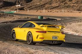Porsche 911 Horsepower - 2015 porsche 911 gt3 first test motor trend
