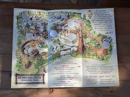 Disney California Adventure Map Mouseplanet Bridging The Gap Keeping Little Kids Entertained By