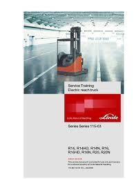 115 03 service manual 1158075001 en 06 2008 elevator truck