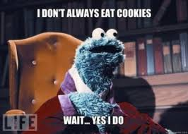 Cookie Monster Meme - good dog greg and cookie monster memes of the week what s trending