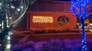 trail of lights denver denver botanic gardens trail of lights unique denver botanic gardens